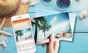 Postando: Postkarte mit eigenen Fotos vom Smartphone per Postando App inkl. Porto verschicken (75% sparen*)