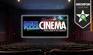 Reel Cinemas: Reel Cinema: Two Tickets at Choice of 15 Locations (50% off)
