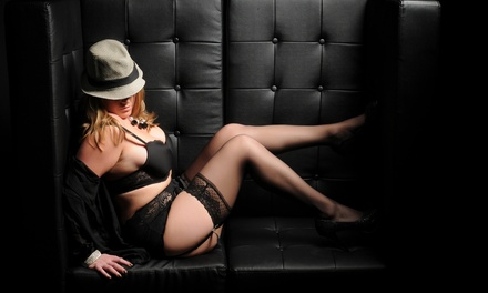 $35 for a One-Hour Boudoir Photo Shoot at Kliks Photography ($95 Value)