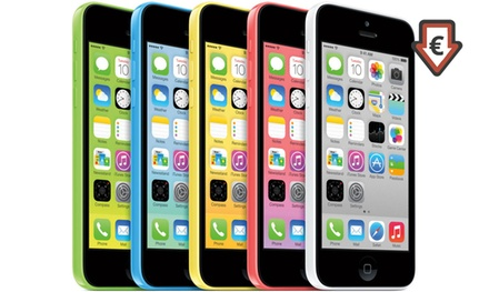 Refurbished Apple iPhone 5c from €149.99 With Free Delivery