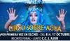 Circo sobre Agua en Elche