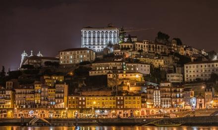 Oporto: 2 o 3 noches para dos, desayuno, crucero, entradas Recinto da Boeira y visita a bodega en Hotel Beta Porto 4*