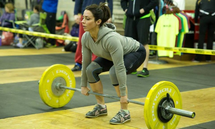 Beer City CrossFit - Asheville: Up to 80% Off Crossfit Classes  at Beer City CrossFit