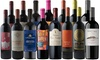 Splash Wines: 15 Bottles of Spring Red Wine with Wine Thermometer from Splash Wines (Up to 77% Off)