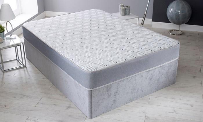 Hybrid Memory Foam Spring Mattress