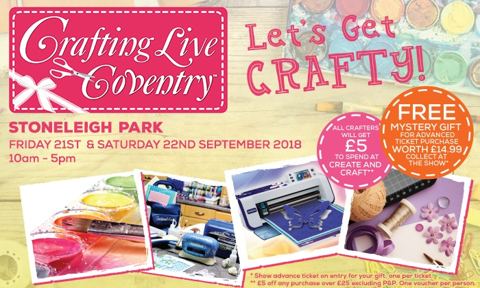 Create And Craft Show Coventry