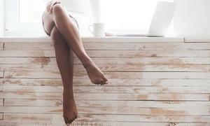 Feel your Skin: 3x oder 5x IPL/SHR Behandlung für kleine oder große Zonen bei Frauen od. Männern bei Feel your Skin (bis zu 85% sparen*)