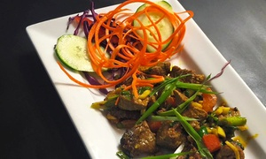 Namaste Himalayan Restaurant: Indian and Nepalese Food for Two or Four at Namaste Himalayan Restaurant (Up to 43% Off)
