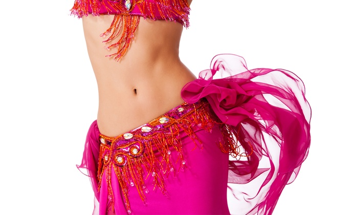 Ronnie's Dance Studio - Hopatcong: 5-, 10-, or 15-Week Belly-Dancing Class or 4-Week Latin-Dancing Class at Ronnie's Dance Studio (Up to 54% Off)