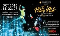 Peter Pan Show in Dubai, Meyana Auditorium, Jumeirah Beach Hotel, 22 or 27 October (Up to 15% Off)