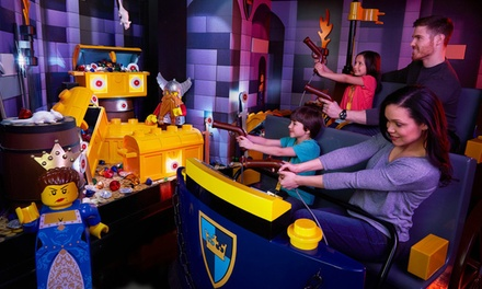 Entry for One or Two with Optional LEGO Toy at LEGOLAND® Discovery Centre Birmingham *