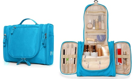 Trousse de voyage waterproof, multi compartiments