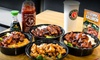 Up to 25% Off Asian Cuisine at Teriyaki Madness