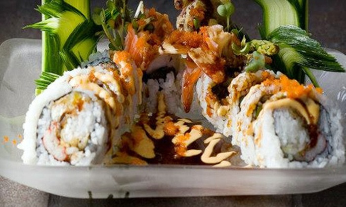 Kitaro Bistro of Japan - O'Fallon: Japanese Cuisine for Lunch or Dinner at Kitaro Bistro of Japan (Up to 53% Off)