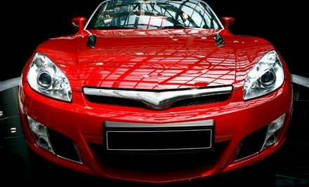Full-Service Car-Wash Packages at Francis & Sons Car Wash (Up to 57% Off). Two Options Available.