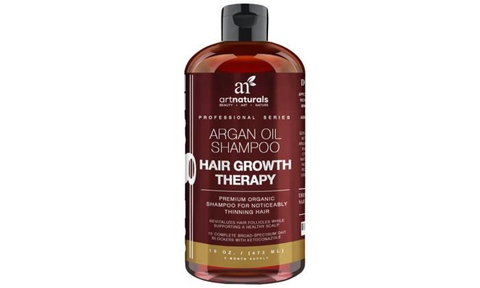Art Naturals Argan Oil Shampoo Hair Growth Therapy
