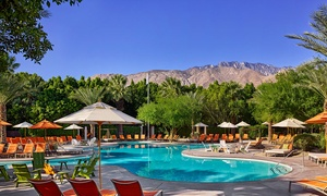 4-Star Spa Resort in Palm Springs at Riviera Palm Springs – Premium Collection, plus 6.0% Cash Back from Ebates.