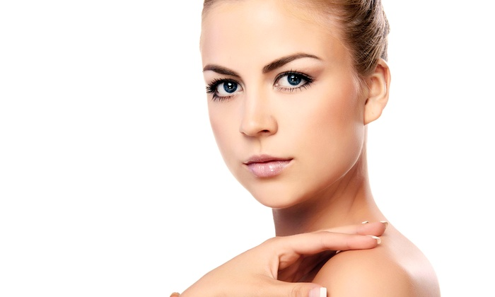 Stephanie Johnson at Color Luxe - Mayfield: Eyebrow, Upper Lip, and Chin Wax or Choice of Any Two Facial Waxing Services at Color Luxe Salon (Up to 57% Off)