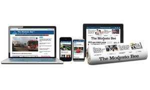 Up to 85% Off Sunday or Digital Subscriptions from The Modesto Bee  at The Modesto Bee, plus 6.0% Cash Back from Ebates.