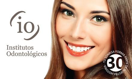 Blanqueamiento dental Philips Zoom para 1 o 2 personas desde 159 € en Institutos Odontológicos