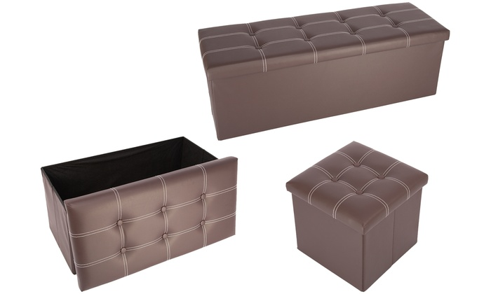 top-rated-deal-icon         Top Rated Deal                                                                                                                                                                                                                                                                                                                                                                                                                       Davis and Grant Folding Ottoman Storage in Choice of Size