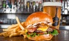 Up to 43% Off Food or Drinks at Slater's 50/50