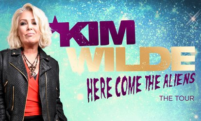 image for Kim Wilde: Here Come The Aliens Tour, 30 March - 30 April, Multiple Locations (Up to 12% Off)