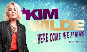 Fast and Furious Live: Kim Wilde: Here Come The Aliens Tour, 30 March - 30 April, Multiple Locations (Up to 12% Off)