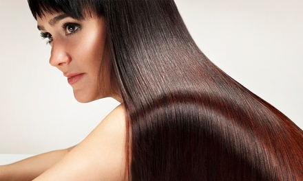Haircut with Shampoo and Style from Arcuri Moda (50% Off)
