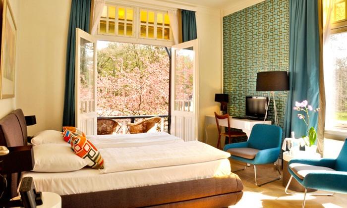 Sandton Hotel de Roskam - Sandton Hotel de Roskam: Veluwe: 2-3 Tage für Zwei mit Frühstück, Wellness, Late Check-out und opt. Massage-Paket im 4* Sandton Hotel De Roskam