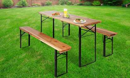 Arredamento per patio e giardino deals coupons groupon for Cassapanca groupon