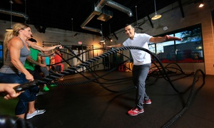 Funktional Fitness: One-Month Group-Training Package at Funktional Fitness (68% Off). Two Options Available.