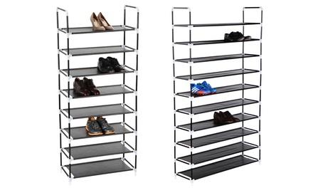 Range chaussures poids plume, modèle de 8 ou 10 compartiments dès 17,99 € ee672fc1480b