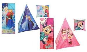 Disney Play Tent Slumber Set (3-Piece)