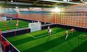 Fit Five: Une heure de location de terrain foot indoor dès 29,90€ chez Fit Five