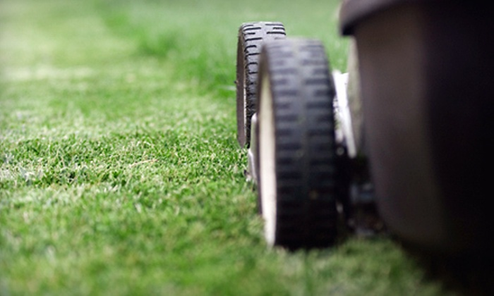 JTL Lawncare - Lake Forest: Two or Four Lawn-Mowing, Edging, and Trimming Sessions from JTL Lawncare (Up to 55% Off)