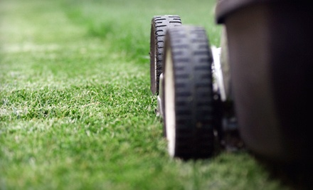 2 Lawn-Mowing, Edging, and Trimming Sessions for a Yard of up to 20,000 Sq. Ft. (a $100 value) - JTL Lawncare in Huntsville