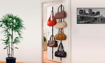 Organizador de bolsos para puerta o pared