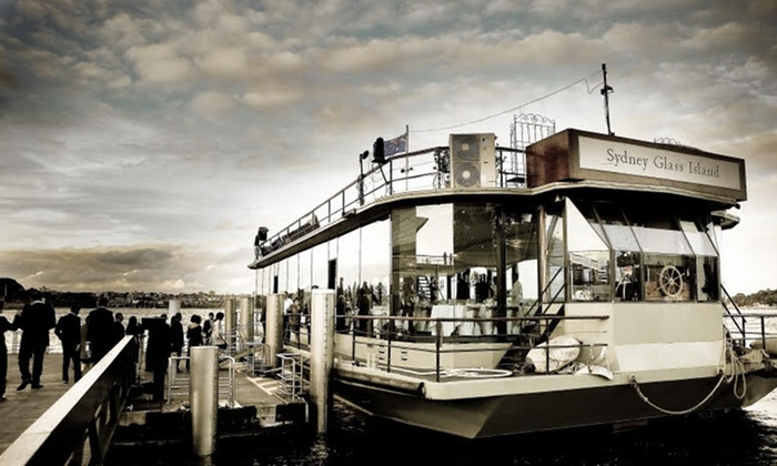 Harbour Wedding Cruise Package From 50 Guests 7500 Wharf Fees With