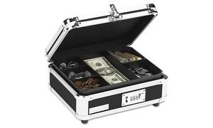 Ideastream Consumer Products Cash Box with Tumbler Lock