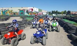 Kids Quad: 10 min ou 30 min de quad pour les enfants dès 9 € au Kids Quad