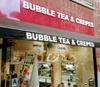 Crêpe chinoise et bubble tea