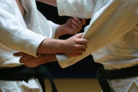 Cal Brazilian Jiu Jitsu: $50 for $100 One Month Unlimited Brazilian Jiu Jitsu and Fitness Kickboxing Classes — CALBJJ
