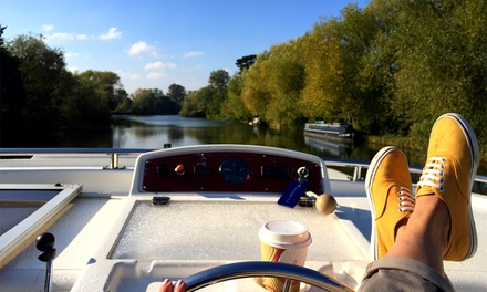 River Thames: 3- or 4-Night Boat Trip