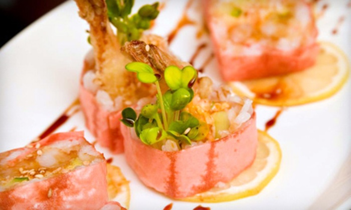 Pagoda Restaurant SLC - Greater Avenues: $15 for $30 Worth of Sushi and Japanese Cuisine at Pagoda Restaurant SLC