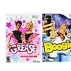 3 Singing Games and Microphone for Nintendo Wii