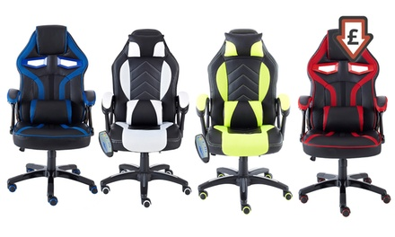 Neo Raceline, Turbo or Massage Office Chair With Free Delivery