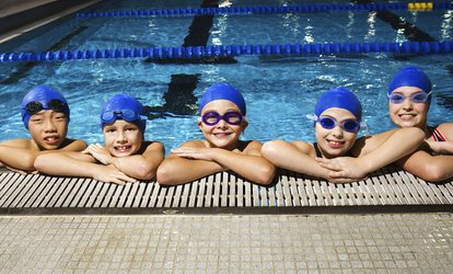 10-Visit Only, Single, Two-Person, Family, or Roommate Membership at Twinbrook <strong>Swimming</strong> Pool (Up to 49% Off)