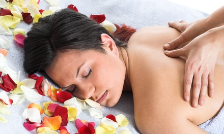 Back, Neck and Shoulder Massage with Optional Scalp Massage at Blush Nails & Beauty (Up to 42% Off)
