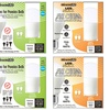 MiracleLED General Household LED Replacement Light Bulbs (2-Pack)